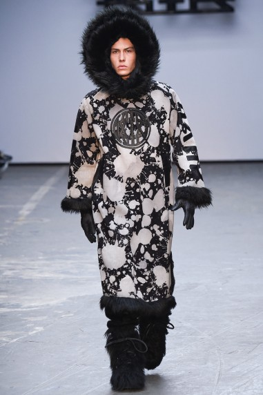 KTZ  at London Fashion Week  January 2015