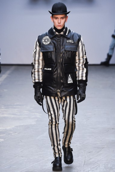 KTZ at London Fashion Week