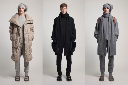 Looks from Michael Kors Autumn/Winter '14 Mens Collection | Source: Michael Kors
