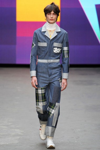 Topman at London Fashion Week